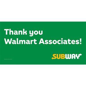 Walmart Appreciation